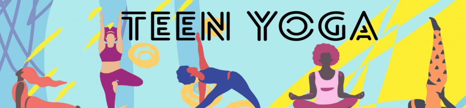 Teen Yoga at the library