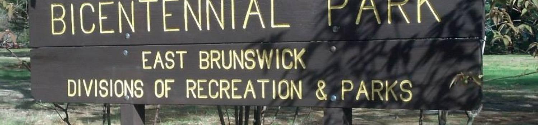 bicentennial park sign