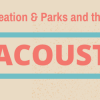 Acoustic Mondays header cover image with a guitar
